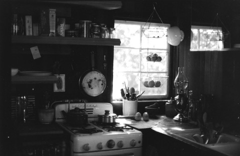Cottage Kitchen - Big Sur